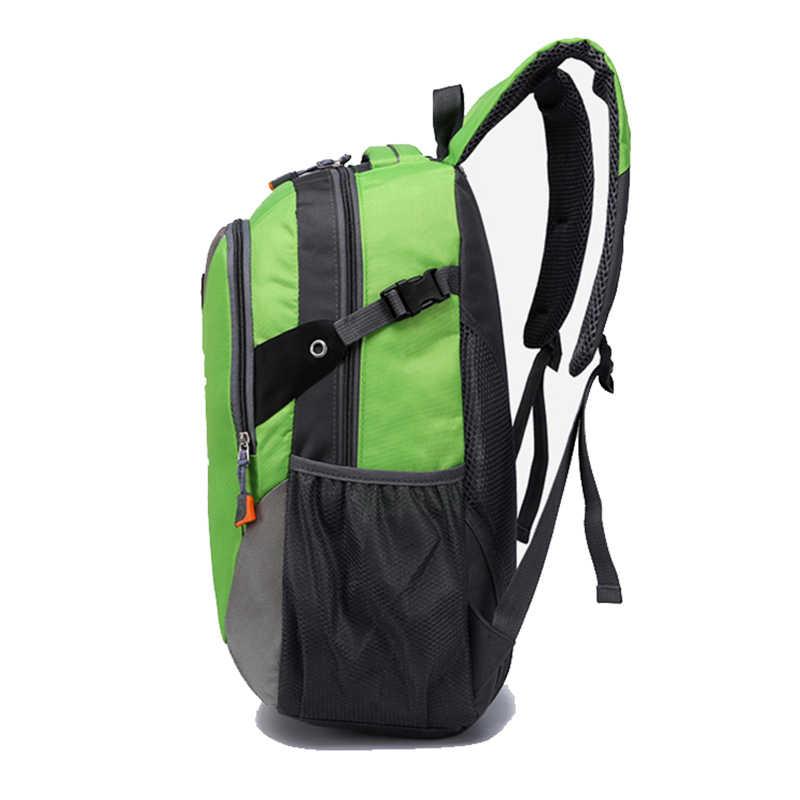 Yeni sırt çantası gençler öğrenci okul sırt çantaları naylon su geçirmez sırt çantası rahat yüksek kapasiteli seyahat çantaları Laptop çantası sırt çantaları
