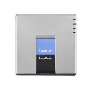 Image 2 - Freies Verschiffen! Entsperrt LINKSYS SPA3102 VOIP internet adapter 1FXO 1 FXS voice over IP Vorwärts Anrufe zu VoIP service