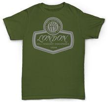 Classic LONDON RECORDS T-shirt