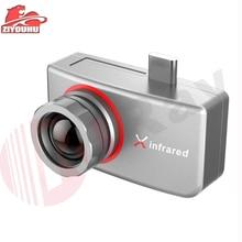 X-Инфракрасный Тепловизор для мобильного устройства многофункциональная карманная тепловизионная камера тепловизор для охоты