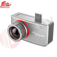 X-Infrared Thermal Imaging for Mobile Device Multiple Function Pocket Thermal Vision Thermometry Camera Thermal Imager Hunting цены онлайн