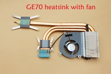 Laptop Heatsink&Fan for MSI GE70 2OE-416XCN MS-1756 MS-1757 PAAD06015SL N285 E312500081CA E312500263CA E312500260CA E312500071CA