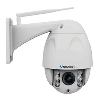 VStarcam C34S X4 Wireless PTZ Dome IP Camera Outdoor 1080P Full HD 4X Zoom Video Network IP Camera