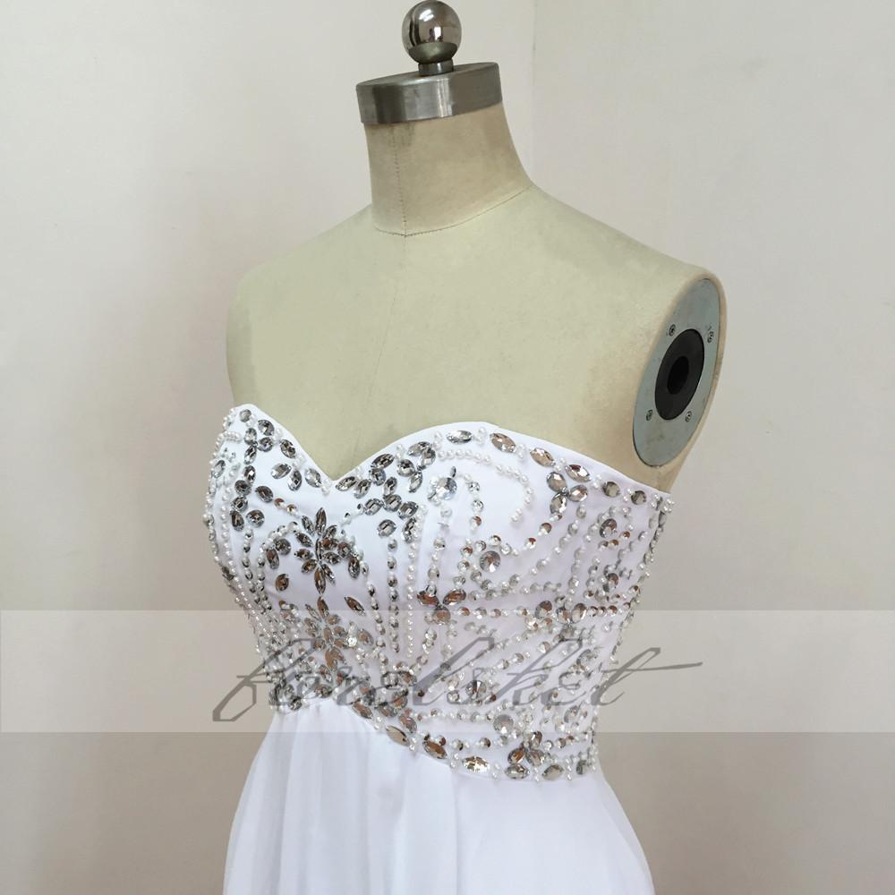 Sexy Chiffon A Line Beach Wedding Dresses Vintage Boho Cheap Bridal Gowns Vestidos De Novia Robe De Mariage Bridal Gown in stock 28