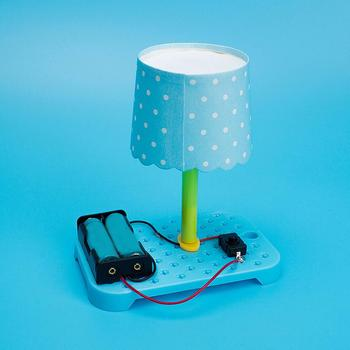 New Childrenu0027s Science Experiment DIY Homemade Table Lamp Delivered In  Random Color