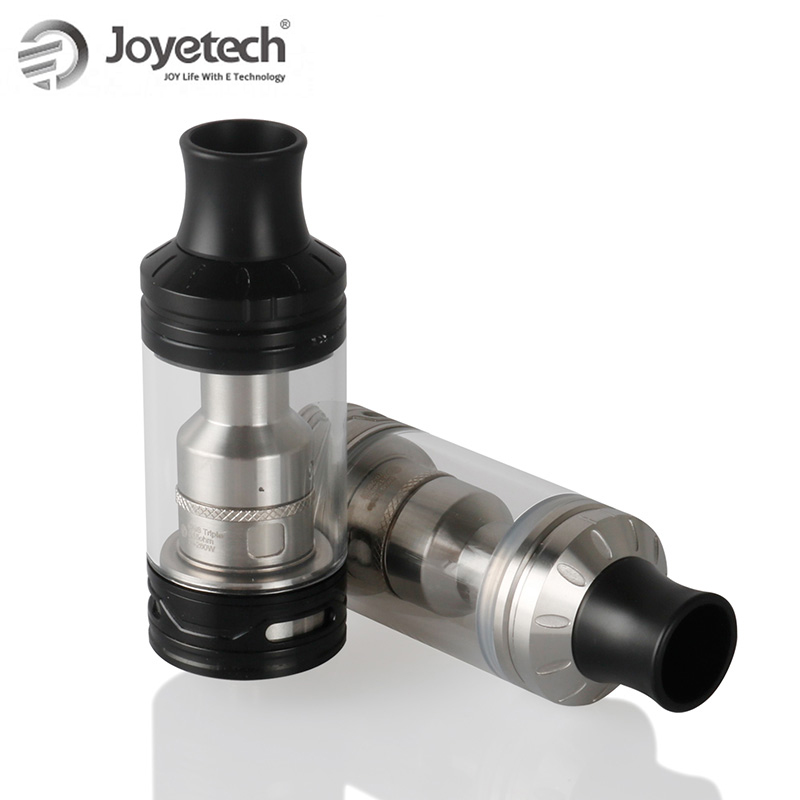 Original Joyetech Ornate RTA Atomizer 6ml Tank Capacity Ornate Sub-Ohm Tank 0.15ohm MGS Clapton/ MGSTriple Coil Head e-Cig fenix hp25r 1000 lumen headlamp rechargeable led flashlight