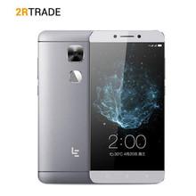 "Original Letv LeEco Le2  X526  X520 Snapdragon 652  5.5"" 3GB RAM 64GB ROM 1920x1080 16.0MP 3000mAh Fingerprint Mobile Phone"