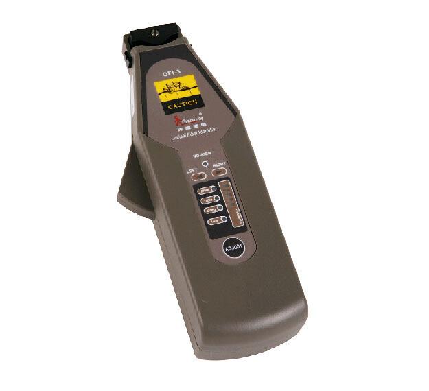 Handheld Fibra Óptica Identificador OFI-3 ShineWay Detector de Falhas de Fibra identificador de fibra ao vivo shineway Optical Fiber Identificador