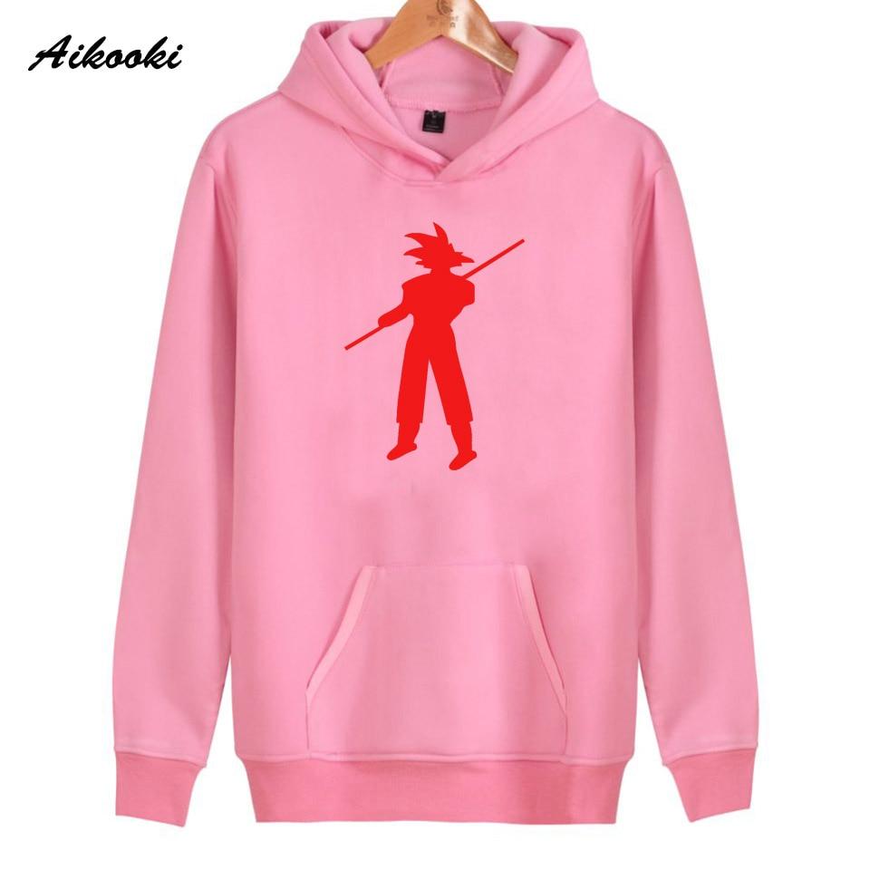 High Quality Cotton Hoodie Women Dragon Ball Fashion Women/Men Hoodies Aikooki Casual Dragon Ball Hoodies Men Sweatshirt Hoodie