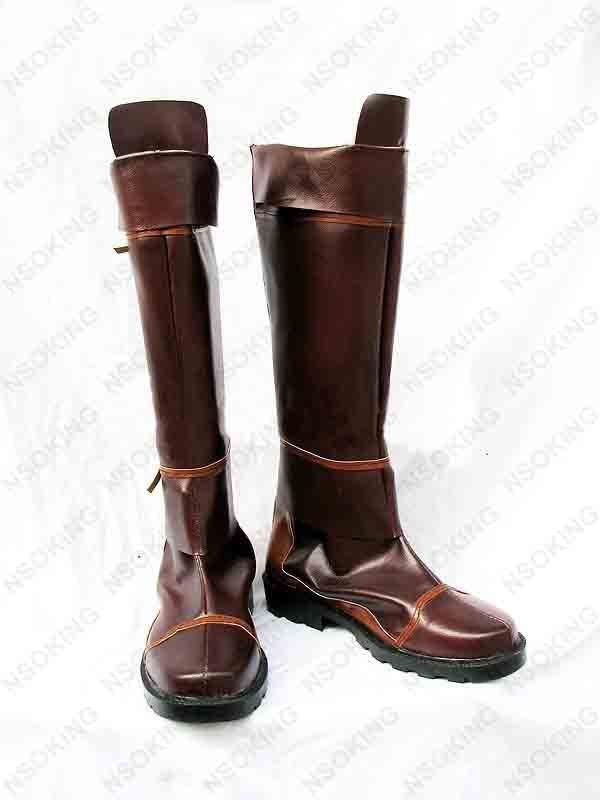 New The Legend of Zelda Cosplay Shoes Anime Link patry Boots Tailor Made