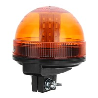 Safurance 40 LED Rotating Flashing Amber Beacon Flexible Tractor Warning Light Roadway Safety