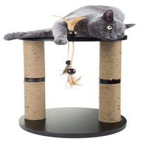 Wood Pets Tree Cat Climbing Frames Toys Interactive Gatos Interesting Pet Supplies Cute Stuffed Products For Kittens QQM2186