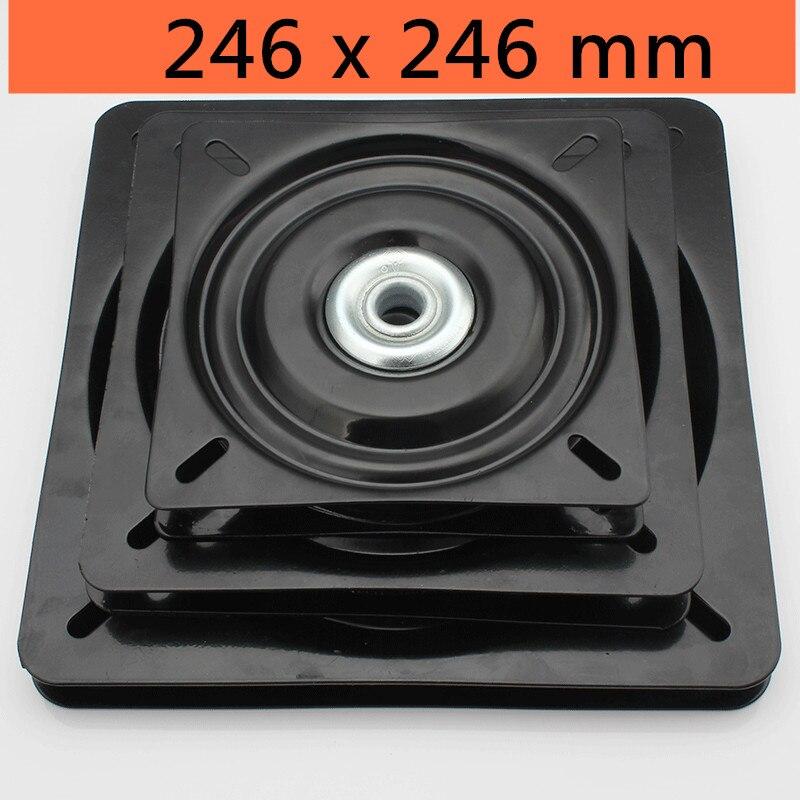 246mm Draaitafel Lager Kwartelplaat Luie Susan! Geweldig Voor Mechanische Projecten Hardware Accessoires Een Plus Een Gratis