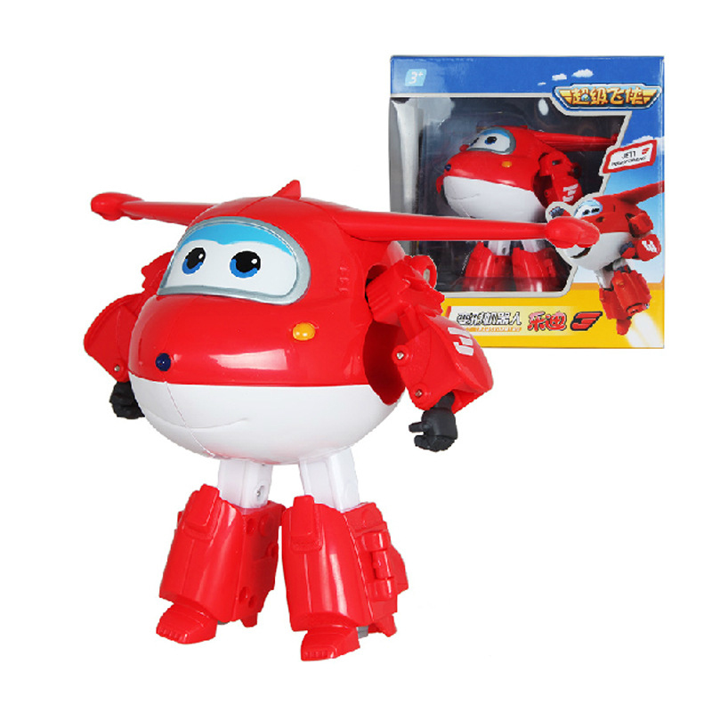 Big size 15cm Super Wings Deformation Airplane Robot Action Figures Transformation toys with box for children gift Brinquedos meng badi 1pcs lot transformation toys mini robots car action figures toys brinquedos kids toys gift
