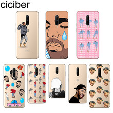 ciciber Drake Phone Cases For Oneplus 7 Pro 1+7 Pro Soft TPU Back Cover for Xiaomi 9 Coque For Redmi Note 7 6 Pro Funda Shell