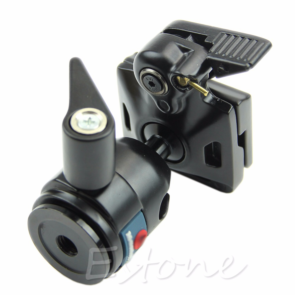 360 degree Rotate Camera Camcorder Quick <font><b>Release</b></font> Plate Tripod Monopod Ball Head