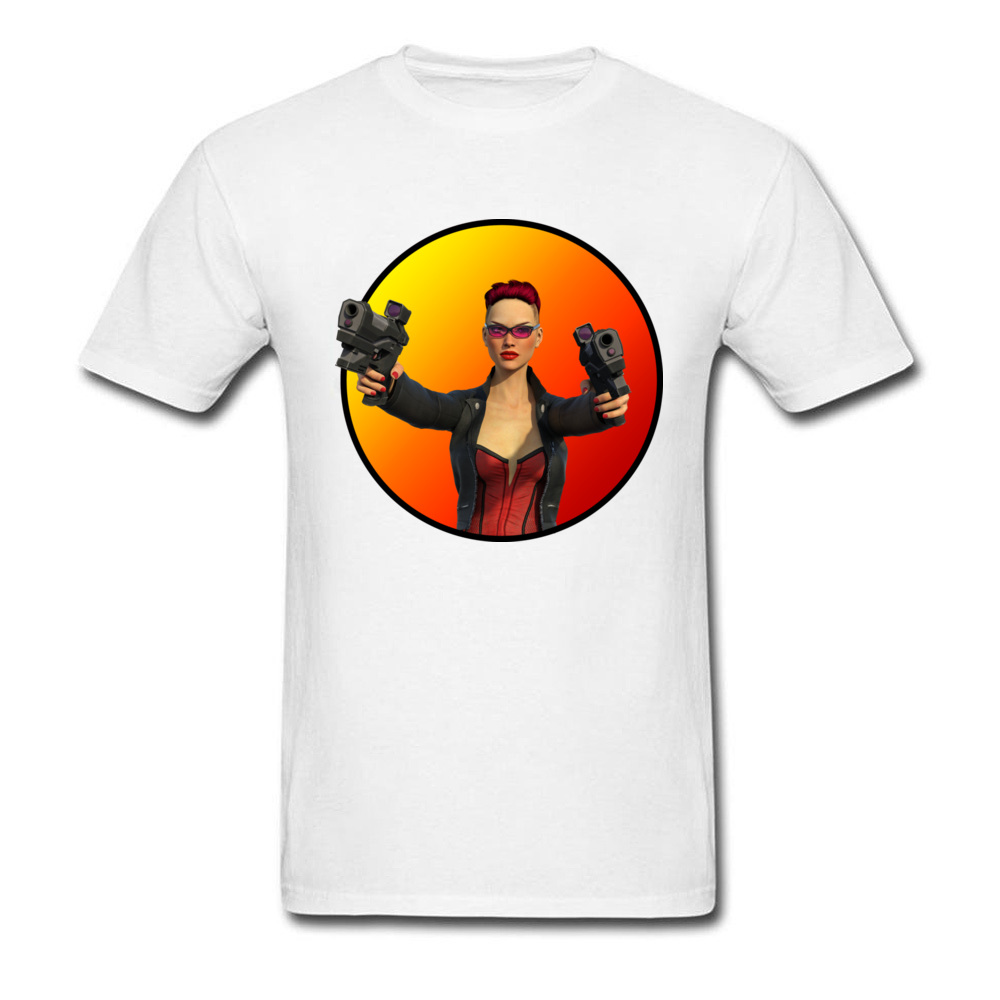 Cool T Shirt For Guys New York Police Department Gun Girl Pin Up T-Shirts Mens Fashion Hipster Print Tshirt Adult Sex Women