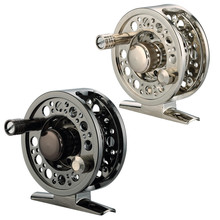 Battlesea 3/4 5/6 7/8 9/10 WT Fly Fishing Reel CNC Machine Cut Large Arbor Die Casting Aluminum Fly Reel with bag club necaxa jaibas tampico madero copa mx marketplace oficial