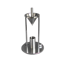 QL-1003 miernik gęstości luzem tester pyłu proszek GB standardowy zbiór próbek do gromadzenia kurzu odpowiednie przepisy tanie tanio niusiwen Elektryczne Stałe Electrical Bulk densimeter powder 0-100