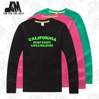 california t shirt Fall Long t shirt Point life tshirt republic party clothes glow in the dark top quality S XXXXXXL