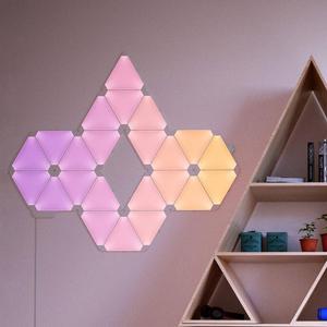 Image 3 - Ban Đầu Youpin Nanoleaf Full Màu Thông Minh Lẻ Đèn Ban Công Việc Với Cho Apple HomeKit Google Nhà Tùy Chỉnh Cài Đặt 4/1 Hộp