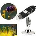 New Mega Pixels 1000X 8 LED USB Digital Microscope Endoscope Camera Microscopio Magnifier Z P4PM Free Shipping