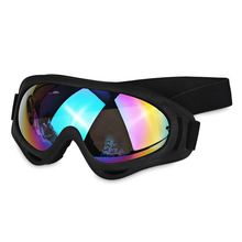 Ski Men UV Motorcycle Glasses Windproof For Men Womens Racing Motorcycle Glasses Clear Protective Goggle Motorbike Moto Outdoor