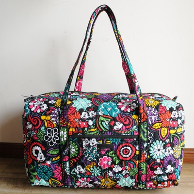 Large Duffel Travel Bag