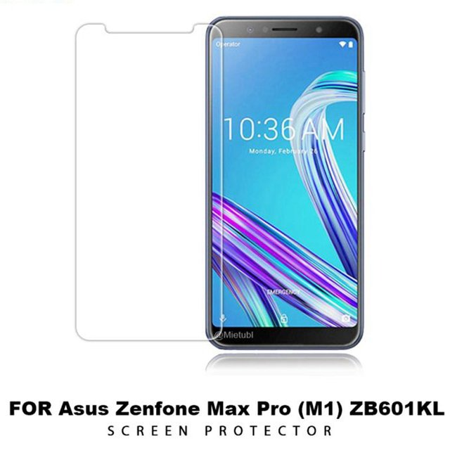MuTouNiao Tempered Glass Screen Protector For Asus Zenfone Max Pro M1 ZB601KL