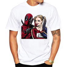 American Comic Badass Deadpool T shirt