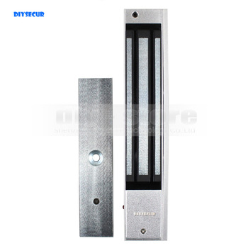 DIYSECUR For Door Access Control Use 280Kg 600lb Electric Magnetic Lock Wth LED Light New