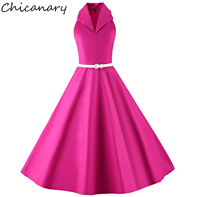 Chicanary Mujeres V cuello de La Vendimia del Vestido de Audrey ...
