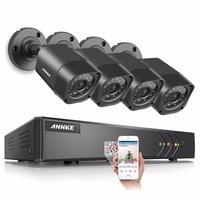 ANNKE 5 In 1 4CH 1080N TVI H 264 720P HDMI AHD CCTV DVR 4PCS 1