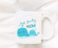 Mothers Day Whale Mom Mugs Beer Travel Cup Coffee Mug Tea Cups Home Decor Novelty Friend