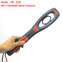 High Professional GP 008 Handheld Metal Detector High Precision Mobile Security Instrument Depth Wood Nail Detector
