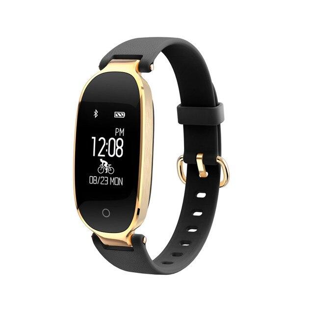 c353def73c S3+A dámské elegantní chytré hodinky s mnoha funkcemi - LesklýSvět
