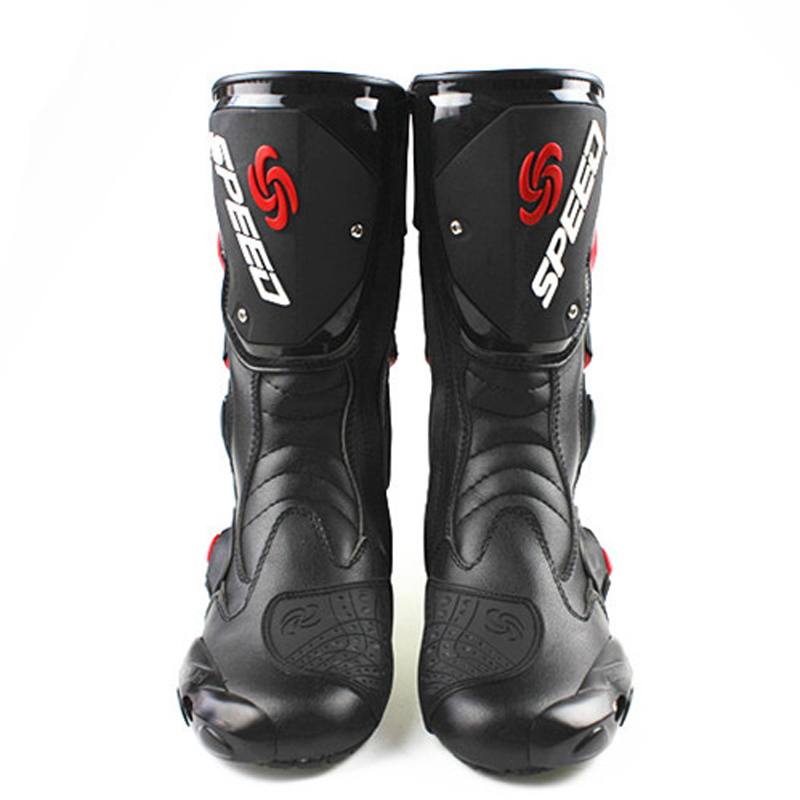 Aliexpress.com : Buy Fashion Motorcycle Boots RIDING TRIBE Moto ...