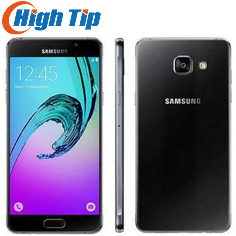 D'origine Samsung Galaxy A5 A5000 A500F LTE Débloqué téléphone Cellulaire 5.0 Quad core 13MP 2 gb RAM 16 gb ROM Rénové livraison gratuite