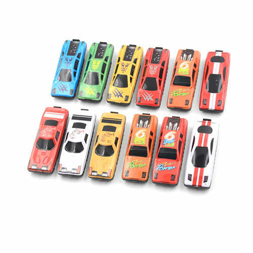 1:64 Scale Scale Fast&Furious Car Toys Series Plymouth Mitsubishi Diecast Metal Car Model Toy 1pc