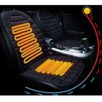 New 12V Heated Warmer wholsale Cushion Winter cushion ,Heater Seat Household Car Cover , seat Cushion cardriver heated Seat