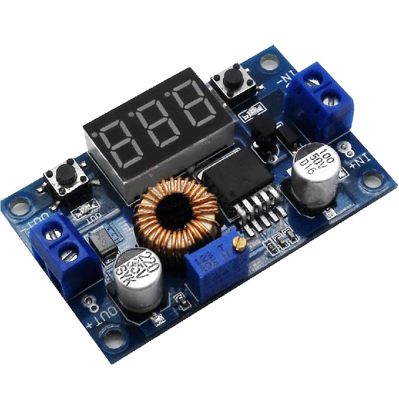 Circuitlab Negative Voltage Regulator W Lm317