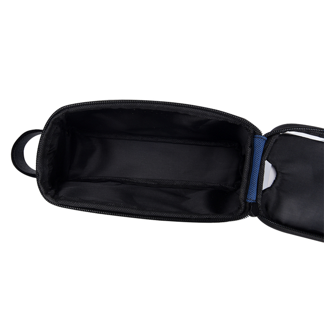 Cycling Bicycle Front Frame Top Tube Cell Mobile Phone Bike Bag Saddle Bag Triangle Pack Water Bottle Holder