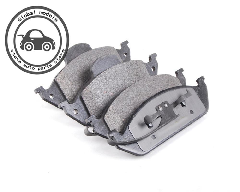 Rear Ceramic Brake Pads w//Hardware for Mercedes-Benz ML320 ML350 ML430