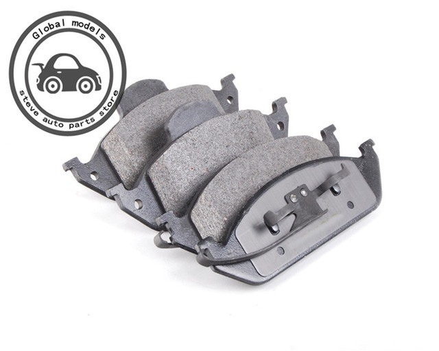 Rear Brake Pad Set Para Mercedes Benz Mercedes Benz W163 ML270 ML230 ML350  ML400 ML320 ML430