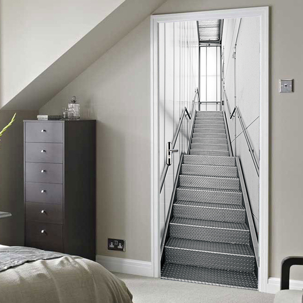 Aliexpress.com : Buy Grey White Steps Modern Syle Home