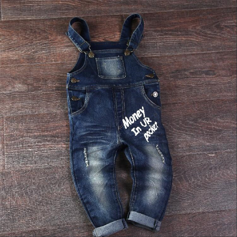 Fashion Spring Autumn Winter Baby Boys Girls Thicken Jeans Cotton Soft Pants Kids Denim Overalls Long Pants For 1-6T Children new 2015 autumn winter fashion baby kids boys long sleeve shirt jeans denim trousers set outfits 1 6y