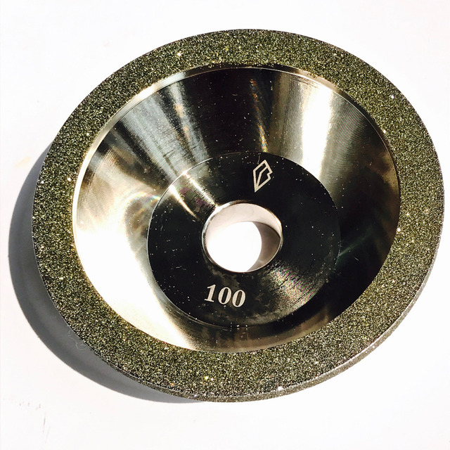 Free shipping of 1pc of 80#--800#  100D*10W*5U*20H*35T alloy wheel bowl diamond grinding wheel for alloy blade sharpening