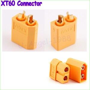 10 قطع XT60 XT-60 الذكور الإناث رصاصة موصلات المقابس ل RC يبو البطارية (5 زوج) الجملة
