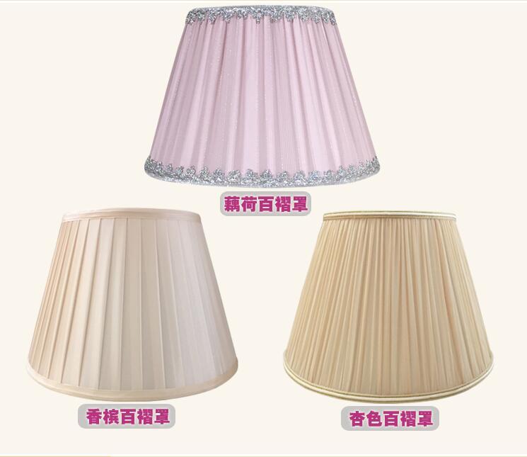 online kopen wholesale geplooide lampenkappen uit china. Black Bedroom Furniture Sets. Home Design Ideas