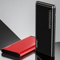 USAMS Power Bank 10000mAh Dual USB Mobile Phone Powerbank Portable Charger Poverbank Backup External Battery Fast